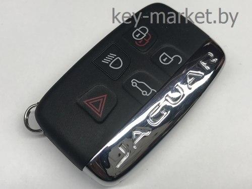 Ключ (корпус) Jaguar F-Type, XJ. XF