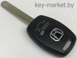 Ключ (корпус) Honda Civic, Insight, Accord, Fit.