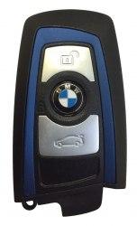 Ключ BMW F серия синий