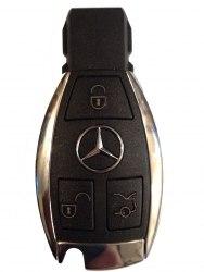 Ключ Mercedes 3 кнопки