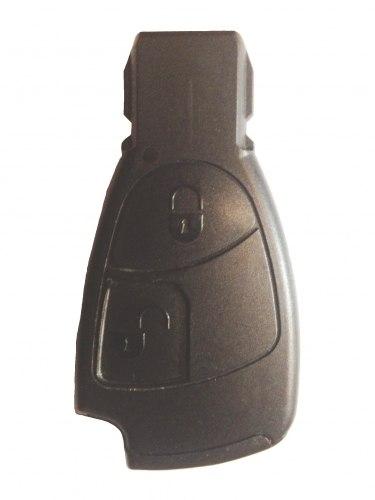 Ключ Mercedes 2 кнопки