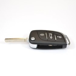 Ключ Citroen C4/DS4 Хром