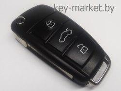 Ключ выкидной Audi A1 A3 A4 A6 A8 Q7 и др. 2004-
