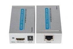 Удлинитель HDMI по витой паре 60м