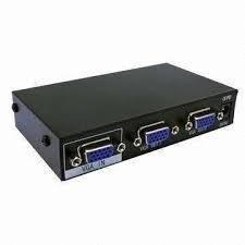 VGA Splitter 1*2 Сплиттер 1x2 500Mhz (из 1-VGA в 2-VGA)
