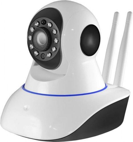 Ginzzu 1Mp Wi-Fi Поворотная IP-камера Беспроводная Ip камера Видеонаблюдения Wi-Fi Камера 720 P Ночного Видения CCTV Видеоняня