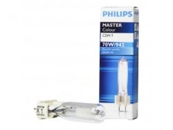 PHILIPS CDM-T 70W/942 G12 199270 Лампа металлогалогенная Лампа Philips G12 70Вт