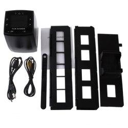 Слайд сканер SainSonic Film Scanner EC717 для слайдов, фотопленок 35мм, негативов и позитивов