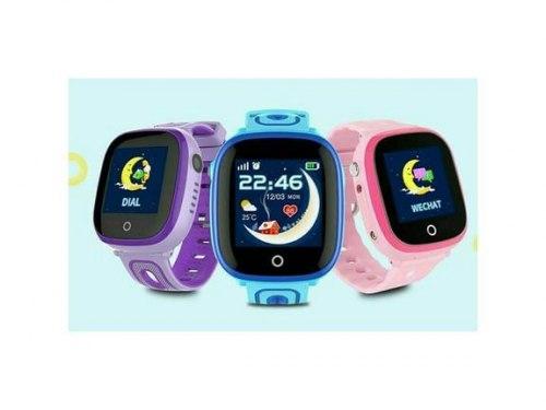 Детские часы-телефон Smart Baby Watch Df31g с GPS