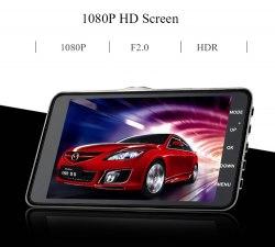 Видеорегистратор 2 камеры Full HD 1080p vehicle blackbox dvr v14a