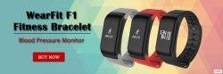 Фитнес Браслет WearFit F1 цвет на выбор