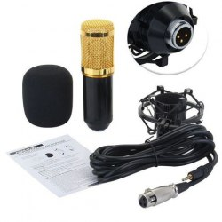 Динамический конденсаторный микрофон BM800