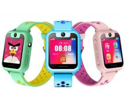 Детские смарт часы Noco Watch X цвет на выбор