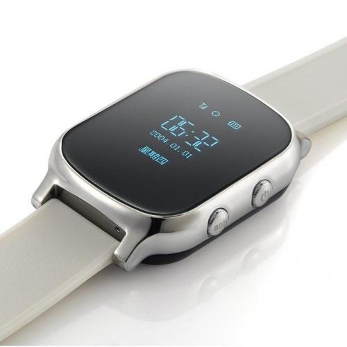 Часы Wonlex GW700 Серебро