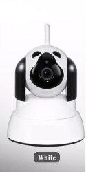 Hiseeu IP Камера Wi-Fi Беспроводной Smart Wi-Fi Камера наблюдения 720P ИК Ночное видение CCTV Видеоняня и Радионяня