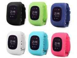 Детские GPS часы Smart Baby Watch Q50
