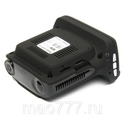 Видеорегистратор с радар-детектором XPX G525-STR