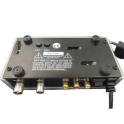 Преобразователь из 3-х Тюльпанов RCA AV - в антенный ВЧ сигнал, модулятор