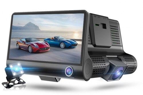 Автомобильный Видеорегистратор VIDEO CAR DVR Z33D BLACK