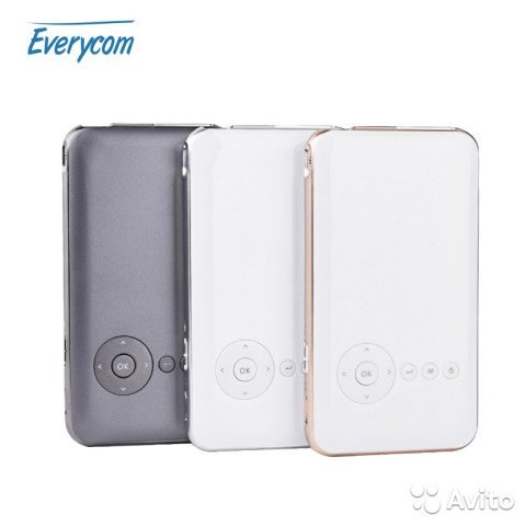Проектор Everycom S6 Plus 32GB (Android, WiFi)
