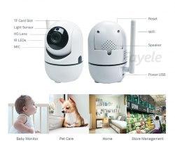 IP камера Fayele PIP Следящий автофокус