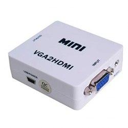 Конвертер ИЗ VGA В HDMI (VGA2HDMI)