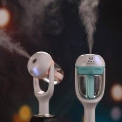 Портативный увлажнитель (освежитель) воздуха в автомобиль