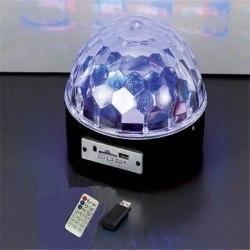 """Диско шар """"Сфера"""" с MP3 плеером (6 цветов)"""