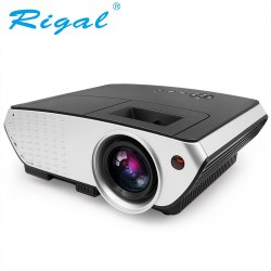Проектор Rigal RD-803 Android WiFi TV тюнер