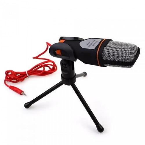 Конденсаторный микрофон SF-666 с подставкой