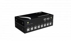 Синхронизатор USB 8 портов (синхронизация USB для 8 ПК одновременно, USB Synchronizer)