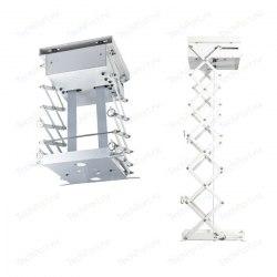 Моторизованный потолочный лифт для проектора с пультом ДУ 3м 300см