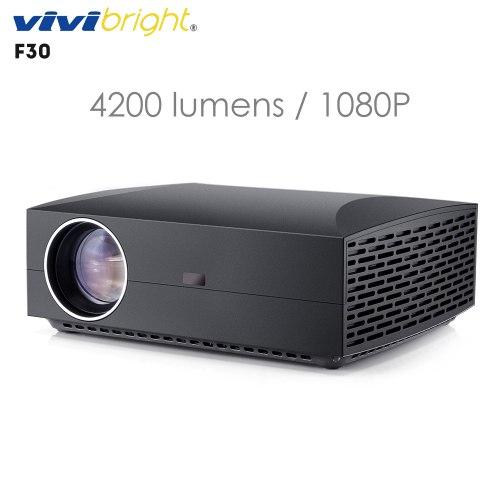 Проектор VIVIBRIGHT F30 FHD 1920x1080 4200 люмен