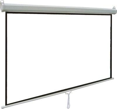"""Экран для проектора 120"""" дюймов 4:3 белый, матовый 251*215 см"""