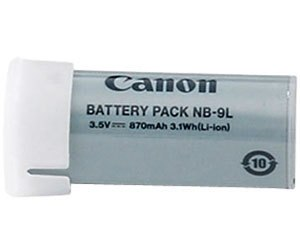 Canon NB-9L Acme Power