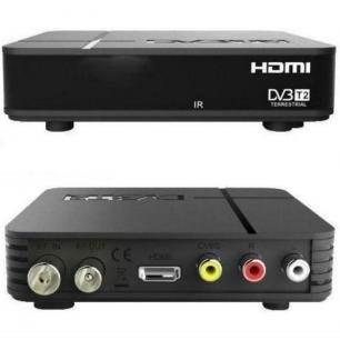 Цифровая ТВ приставка ресивер XPX T30