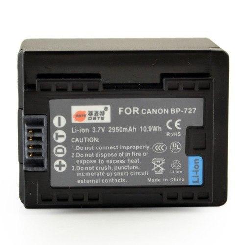 Аккумулятор Canon BP-727 HF серий Jnt