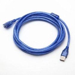 USB 2.0 - 5 МЕТРОВ ПРОВОД, УДЛИНИТЕЛЬ, КАБЕЛЬ