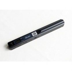 Беспроводной ручной сканер iScan S001 LCD 900dpi портативный