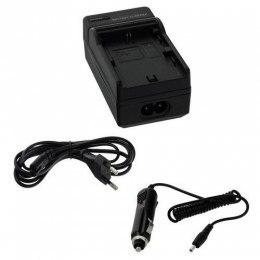 Комплект сетевое + автомобильное зарядное устройство CANON LC-E6 / LC-E6E для LP-E6 CANON EOS 5DS EOS 5D MARK II EOS 5D MARK IIL ?EOS 6D EOS 7D EOS 60D ?EOS 70D? зарядка