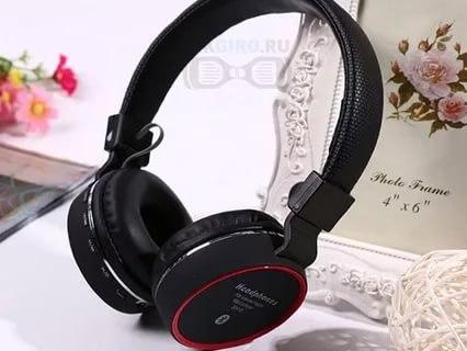 Беспроводные стерео наушники со встроенным MP3 плеером и радиоприемником Transition HD SH10