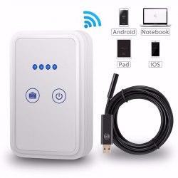 Ardax Беспроводной модуль smart USB эндоскоп 10 метров с камерой 10 мм WiFi водонепроницаемый
