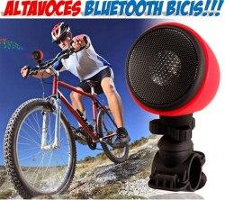 Almart MA-861 Bluetooth-колонка (пылевлагозащищенная) с креплением на руль велосипеда Red
