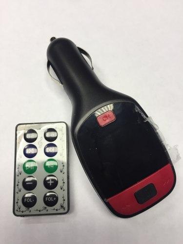 FM-модулятор KD-88 USB TF пульт д.у. USB 5V