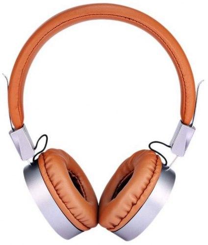 Наушники Hoco W2 коричневые