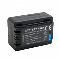 Аккумулятор для Panasonic VW-VBT190