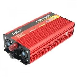 Инвертор 12-220V 4000W 12 вольт на 220вольт 4000 Ват преобразователь напряжения
