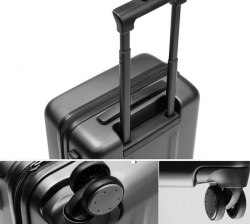 "Чемодан Xiaomi Mi Trolley 90 Points Suitcase 26"" (Black)"