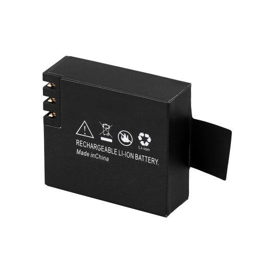 Аккумулятор JNT SJ4000B ДЛЯ SJCAM Li-ion 900mAh SJ4000, SJ5000, M10 (черный)