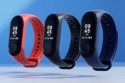 Фитнес браслет Xiaomi Mi Band 3 черный